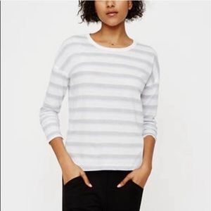 Lou & Grey striped tee NWT
